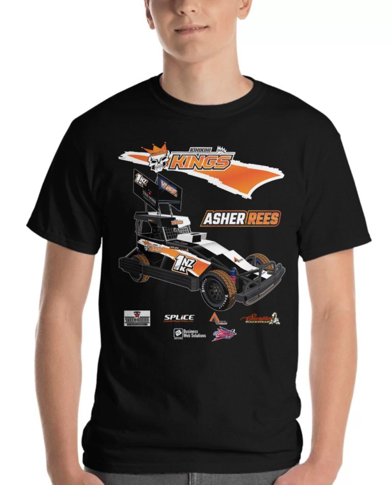 Asher Rees 1NZ Tee Shirt