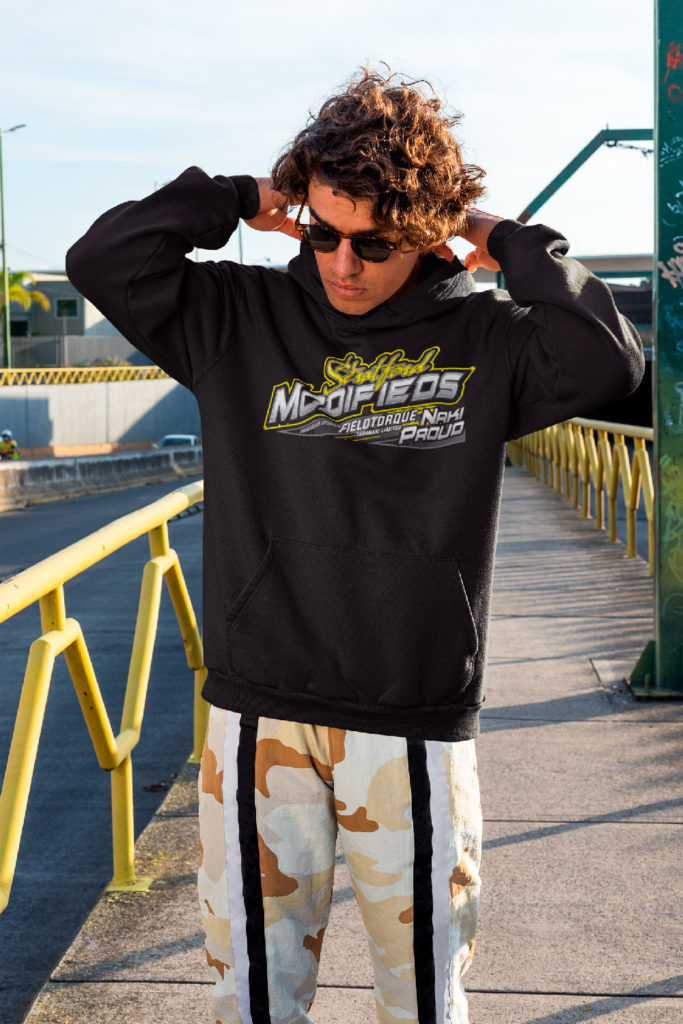 Stratford Modifieds Adult Hoodie